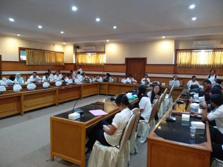 Bintek Penyusunan Laporan Realisasi APB Desa dan Realisasi Penyerapan Dana Desa 2018