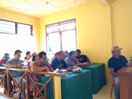 Musdes Desa Bengkel terkait penyusunan RKP 2019