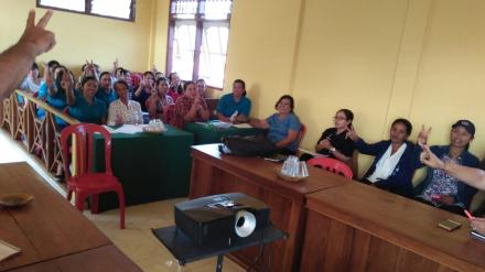 Program Tribina dari Dinas PPKBPP dan PA Menyasar Kampung KB