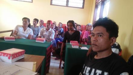 Program ODF Dinkes Menuju Masyarakat Sehat