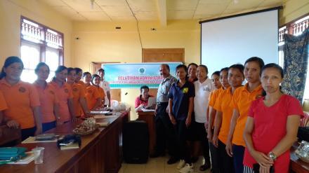 Peningkatan Kapasitas UP2S, KWT dan UPPKS Kampung Kb Desa Bengkel