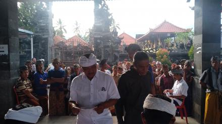 Visi Misi Kelian Desa Pakeraman Bengkel Terpilih Membangun Desa dengan Konsep