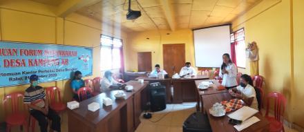 Pertemuan Kampung KB, Status mandiri sudah diraih