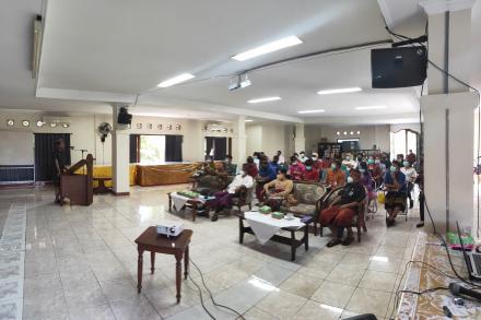 Pelatihan Peningkatan Kapasitas Bumdesa Widyasari Desa Bengkel