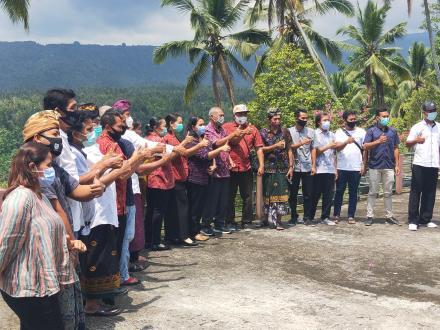 Hari kedua pelatihan Peningkatan Kapasitas Bumdesa Widyasari Desa Bengkel