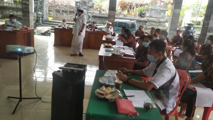 Rapat Triwulan Dasawisma